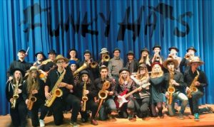 Funky Hats - Die Big Band des Orchesters